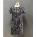 women short sleeve dress