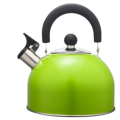 2.0L Stainless Steel color painting Teakettle green color