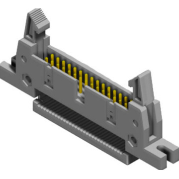 2.54mmEjector Header IDC Type with mounting Ears