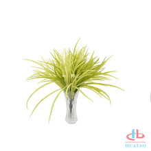 Plastic artificial flower artificial grass for decoration