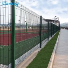Powder Coated Welded V Style Wire Mesh Fence
