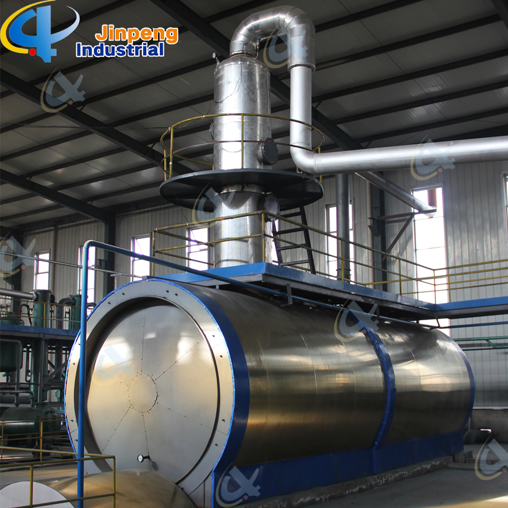 Motor Oil Distillation Machine Fuel Oil Recycling Equipment