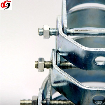Galvanized Steel Conduit Clevis Hanger Clamp