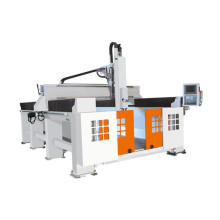 servo motor vertical foam cutting cnc router