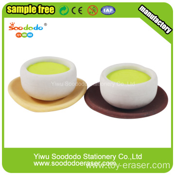 Cute Food school eraser .rubber japanese eraser