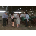environmentally friendly waste tires pyrolysis plant