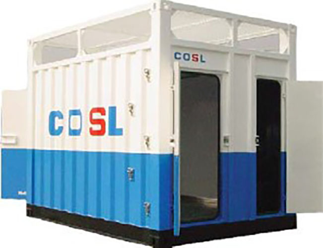 Prefab Workshop Container