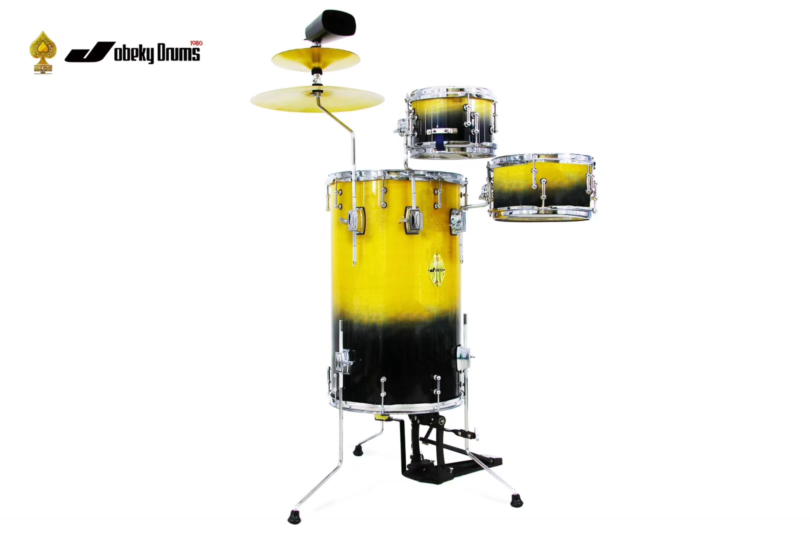 3 Pieces Drum Kit