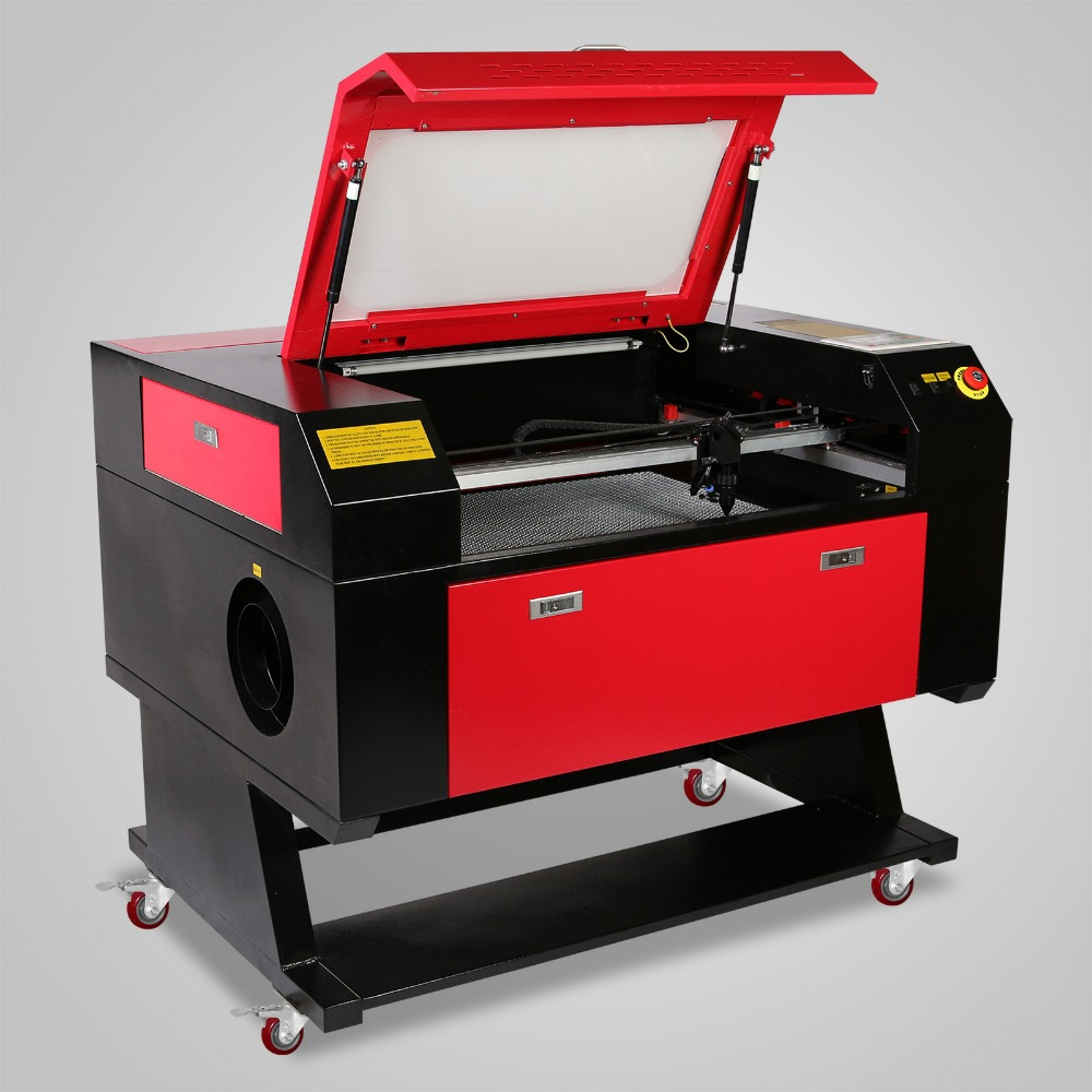 80w Co2 Laser Laser Engraver Engraving Cutting 3