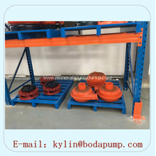 Rubber Cover Plate Liner for Slurry Pump