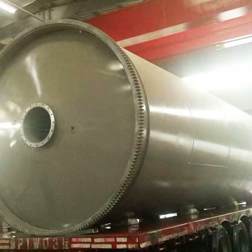 Waste Tyre to Fuel oil Pyrolysis plants