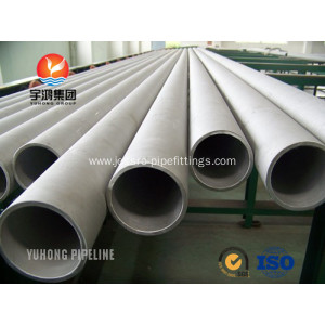 Manufacturing Companies for for Duplex Stainless Steel Pipe ASME SA790 S31803 Duplex Stainless Steel Pipe supply to East Timor Exporter