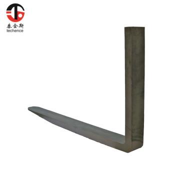 Heavy capacity Forging forks for all types forklift with ISO standard