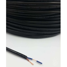 China for Pure Copper Wire wholesale RVVP RVSP RVVP power 2Braided Wire Cable supply to Ireland Importers