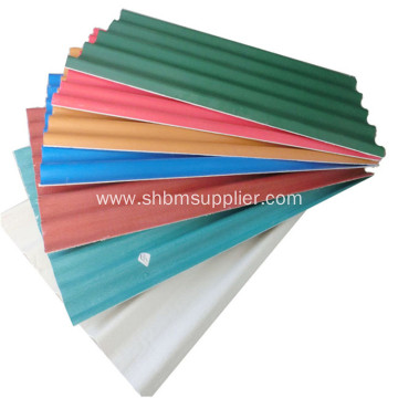 Iron Crown Anti-Acid Fire-resisitant MgO Middle Wave Sheets