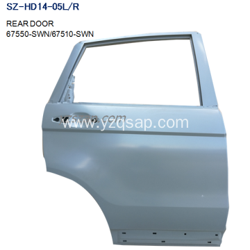 Steel Body Autoparts Honda 2007-2011 CRV REAR DOOR