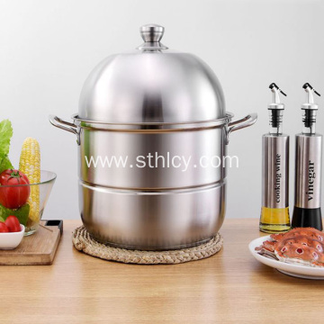 Stainless Steel Steamer High-end Kitchen Utensils