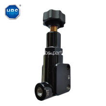 Black Coating Aluminum Adjustable Brake Proportioning Valve