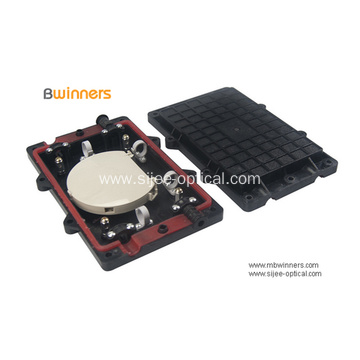 12 Cores Outdoor Waterproof ABS FO Box Fiber Optic Splice