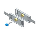 Popular Sale master key cylinder lock with high quality