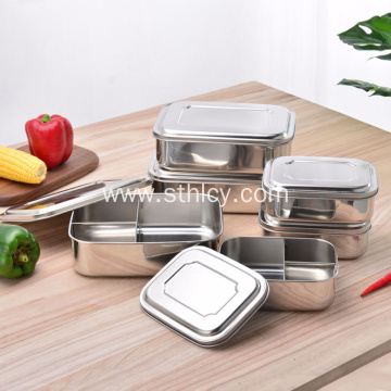 Korea 304 Stainless Steel Insulated Lunch Box