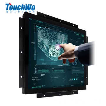 Embedded 17 Industrial touch screen monitor