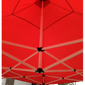 Steel Advertising Custom Folding Canopy Tent