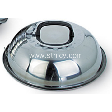 High Quality Stainless Steel Pot Cover Durable
