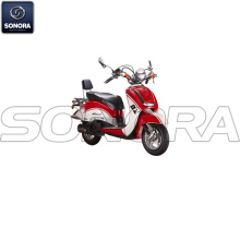 Benzhou YY125T-19A YY150T-19A Body Kit Complete Scooter Engine Parts Original Spare Parts