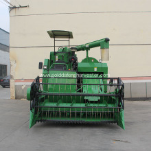 China for China Self-Propelled Rice Harvester,Rice Combine Harvester,Crawler Type Rice Combine Harvester Manufacturer updated control system price of rice combine harvester supply to Thailand Factories
