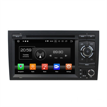 oem radios for Audi A4 2002-2008