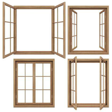 Lingyin Construction Materials Ltd Vertical Grill Design And New Design Aluminum Casement Window