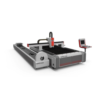 Fiber Laser Cutting Machine 2000W CNC Superstar