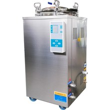 High quality counter pressure autoclave for glass