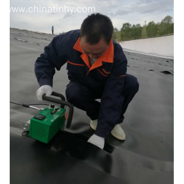 Single Textured Geomembrane with Competitive Price