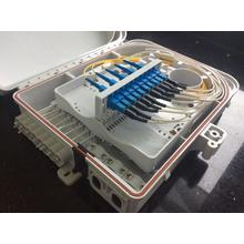 China Gold Supplier for Ip65 Fiber Splitter Box 24F Fiber Optic Splitter Box supply to United Kingdom Supplier