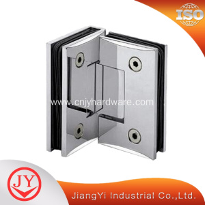 90 Degree Glass to Glass Hinges