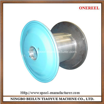 Manufactur standard for Double Layer Wire Spools XLPE cable fiber optic cable spool export to France Wholesale