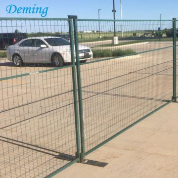 Construction Used Canada Temporary Fence New Design