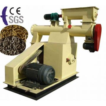 HKJ250 machine making pellet for poutry feedstuff