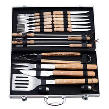 22 pieces Professional BBQ Tool Set