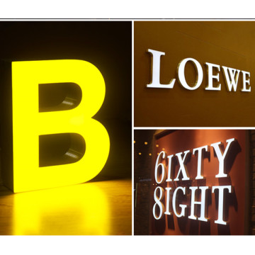 Illuminated Signs for Business Custom Signage