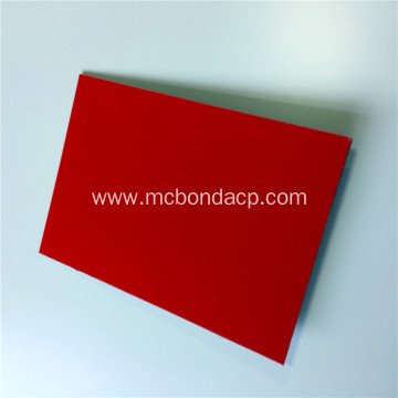 MC Bond Unbreakable Metal Wall Cladding Panels