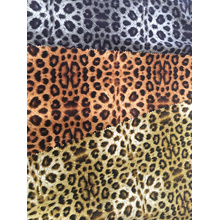 Animal Skin Rayon Poplin shuttle 45S Printing Fabric