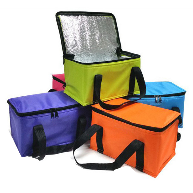Promotion Cheap Aluminium Foil Non Woven Cooler Bag 2