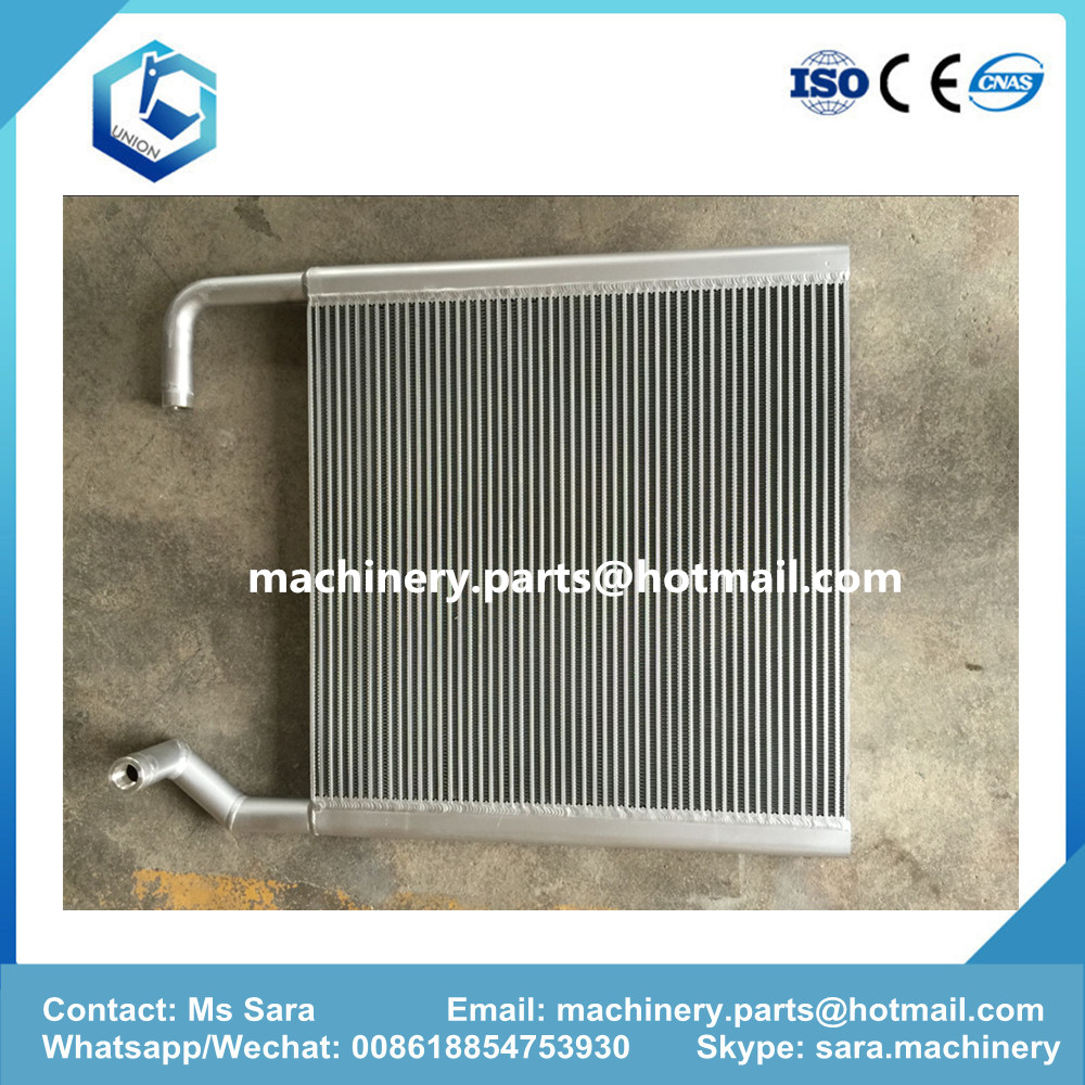 Excavator Oil Cooler Water Tank Radiator 2