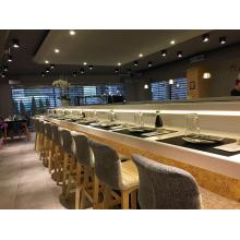 Low Noise Rotary Sushi Conveyor Belt