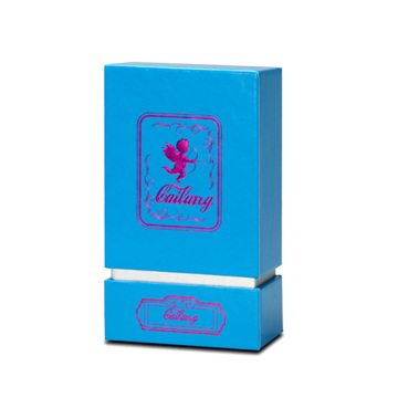 Custom Paper Packaging Gift Cosmetic Perfume Box