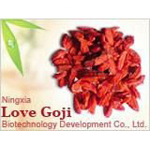 Pure Plump Goji Berries Good for Eyes
