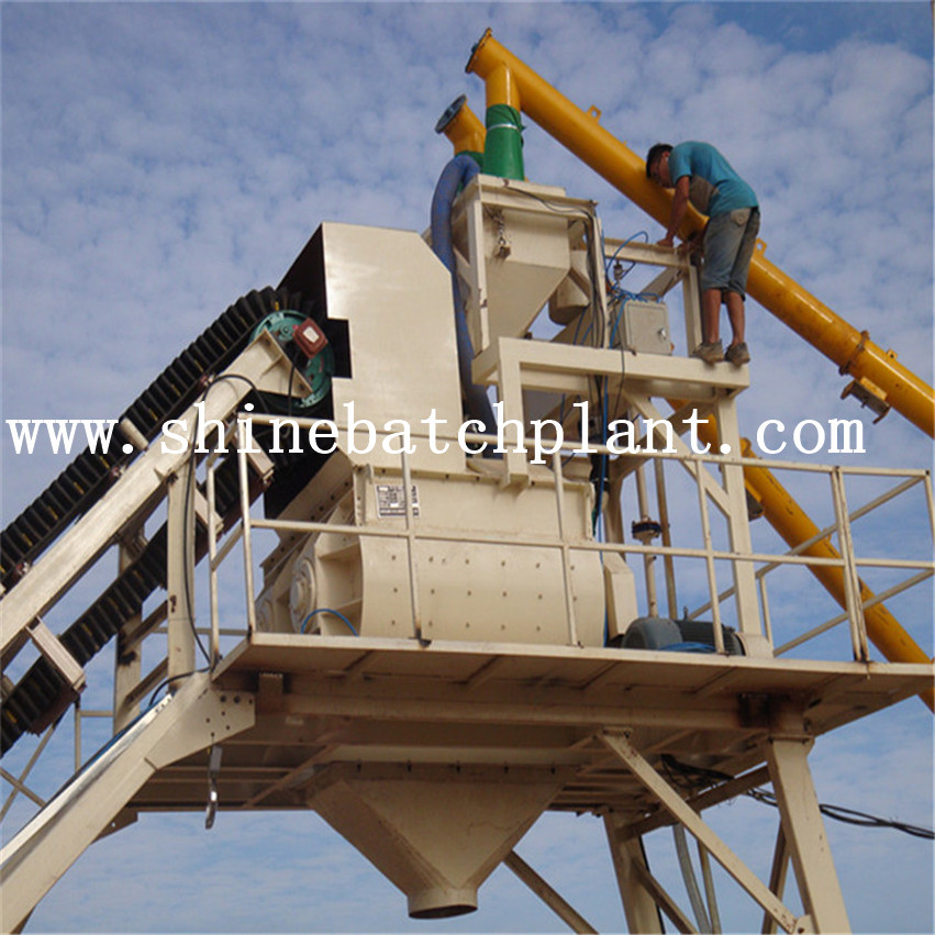 Calibration Of Batching Plant